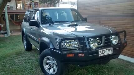 2002 Nissan Patrol Wagon North Ward Townsville City Preview