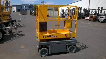 REDUCED New Haulotte Star 6 Vertical Mast