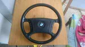 Bmw E39 5 series airbag steering wheel Perth Perth City Area Preview