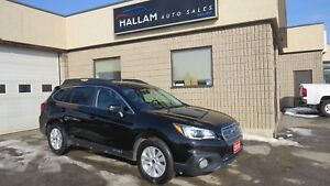 2015 Subaru Outback 2.5i Touring Package AWD, Power Sunroof,...