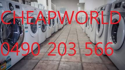 Secondhand washing machine sale - free delivery and warranty