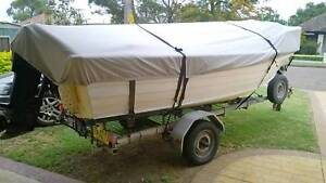 Savage Osprey 4.7m boat set up for offshore and lake fishing