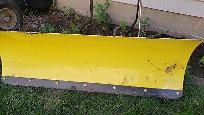 Wow Deal John Deere X300 Series 44-inch Snow Blade Package Sku23044 Front Plow