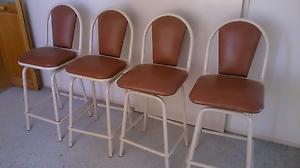 Vinyl  bar stools Goulburn Goulburn City Preview