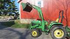 John Deere Hydrostatic Tractors