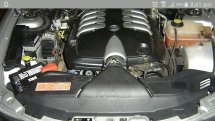 Ls1 HSV engine cover