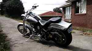 2006 Harley Davidson Softail Custom Glenorchy Glenorchy Area Preview