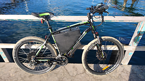Ebike powerful with three modes road /beach /off-road Cronulla Sutherland Area Preview