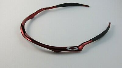 Oakley Pro M Frame FMJ Red Chrome Frame Only NEW (M Frame Frame Only)