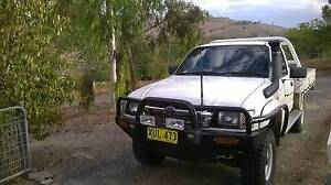 2001 Toyota Hilux Ute Gundagai Gundagai Area Preview
