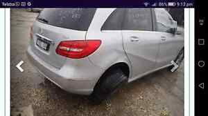 Mercedes B200 2013 for parts wrecking Campbellfield Hume Area Preview