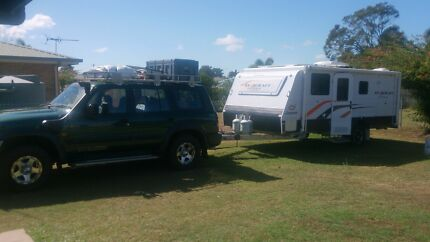 Couple with a caravan both work fifo Cannington Canning Area Preview