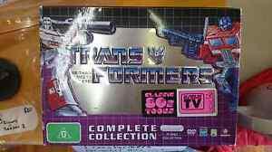 Original Transformers cartoon complete set Riverside West Tamar Preview