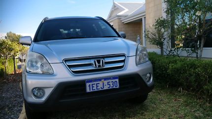 Honda CRV Sport 4X4 Auto, Regular Serviced, New Tyres&Battery! Canning Vale Canning Area Preview