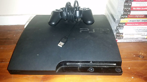 Ps3 + 30 games for $50 Muswellbrook Muswellbrook Area Preview