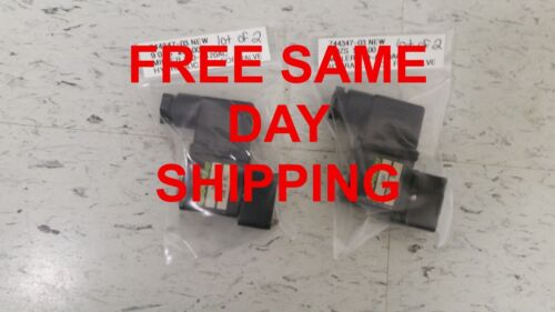 MILLER 340A-120 V AC HYDRAULIC COIL FOR VALVE LOT OF 2   ITEM 744347-O3