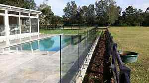 POOL FENCING GLASS SALE Newcastle Newcastle Area Preview