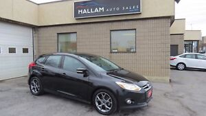 2013 Ford Focus SE Sunroof, Leather int, Bluetooth, Heated Seats