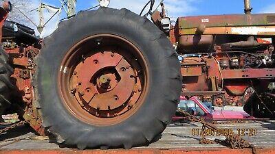 Internationalfarmall 806 Tractor Rear Wheel Split Weights Pair Split Full Cir