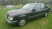 Mercedes-Benz E320 1995 W124 automatic 3.2 6 cylinder M104 engin Wadalba Wyong Area Preview