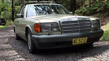 1986 Mercedes-Benz 500SE COLD AIR NEW CAM CHAIN DUEL FUEL Lake Macquarie Area Preview