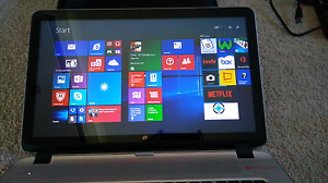 "HP Envy 17"" Touchscreen Laptop George Town George Town Area Preview"