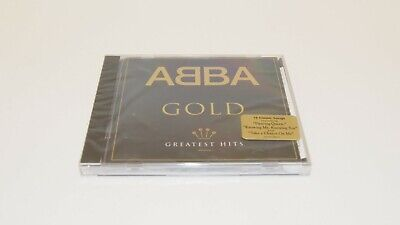 Abba, Gold, Greatest Hits, 'DIGITAL COPY INCLUDED'