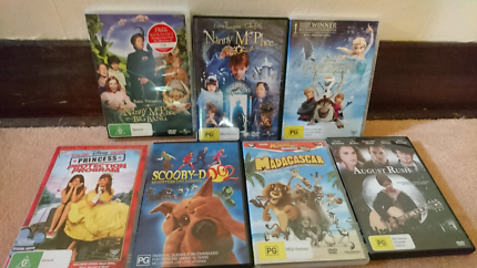 Kids DVDs various titles (pickup only) See my other items for sal