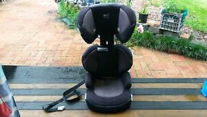 Hipod booster car seat age 4 up