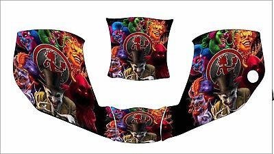 Miller Digital Infiniti 271329 Infinity Welding Helmet Decal Sticker Clown Face