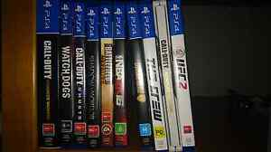 WANTING TO TRADE GAMES FOR  GTA FOR PS4 Sydney City Inner Sydney Preview