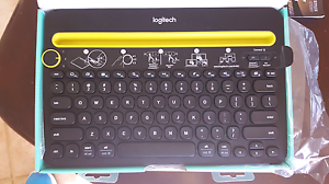 Logitech K480 Multi-device keyboard South Perth South Perth Area Preview