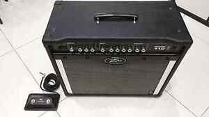 [Like New] Peavey Bandit 112 Guitar Amp Combo with Footswitch Georges Hall Bankstown Area Preview