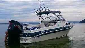 Haines Signature 602F, 2009 with Suzuki 175hp 4 stroke, 250 hrs Lilydale Yarra Ranges Preview