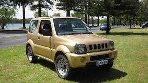 JIMNY  SUZUKI  4 X 4  WAGON  JLX  GOLD  NUGGET Wembley Cambridge Area Preview