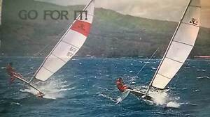 Hobie 14 Turbo Catamaran Moss Vale Bowral Area Preview