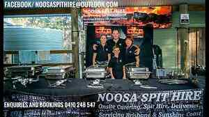 Noosa Spit Hire.Charcoal Spit: $100 with Charcoal. Tewantin Noosa Area Preview