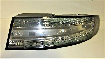 ASTON MARTIN DB9 DBS VIRAGE VANTAGE RAPIDE RH  BLACK LED TAILLIGHT OEM  USED