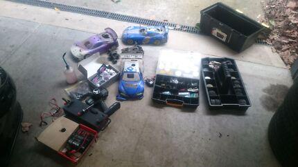 Nitrous Remote control cars  Lilydale Yarra Ranges Preview