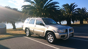 Nissan Pathfinder, 4x4, LPG, Long Rego and gear Adelaide CBD Adelaide City Preview