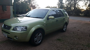2005 Ford territory GHIA 7 seater Port Pirie Port Pirie City Preview