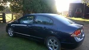 2007 Honda Civic Sedan Armidale Armidale City Preview