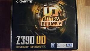 Gigabyte Z390 UD Motherboard Brand New