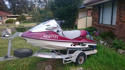 2000 STX1100 Kawasaki Jetski  Raymond Terrace Port Stephens Area Preview