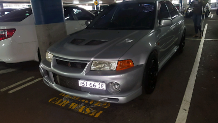 Evo 6 with 9RS DIFF