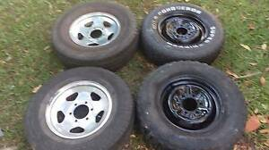 15 inch 6 stud 4x4 rims Tweed Heads South Tweed Heads Area Preview