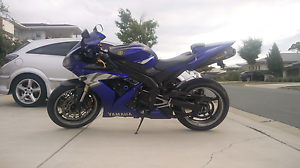 PRICE DROP 04 YAMAHA R1 - ONLY 13K Crace Gungahlin Area Preview