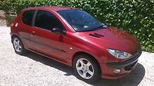 1999 Peugeot 206 Hatchback GTI Collinswood Prospect Area Preview