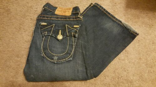 Kids True Religion Billy Big T  jeans size 14~VERY COOL~