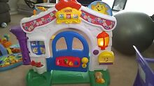 Fisher-Price Learning Home Greenleigh Queanbeyan Area Preview